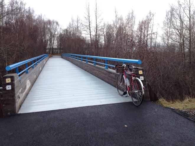Coastal Trail - Blue Bridge
