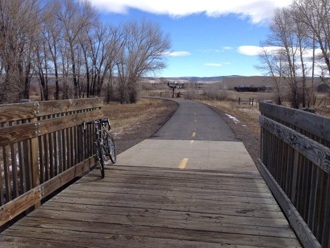 Laramie River Greenbelt Trail