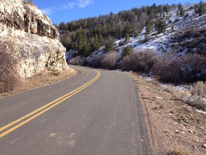 Roger Canyon Road