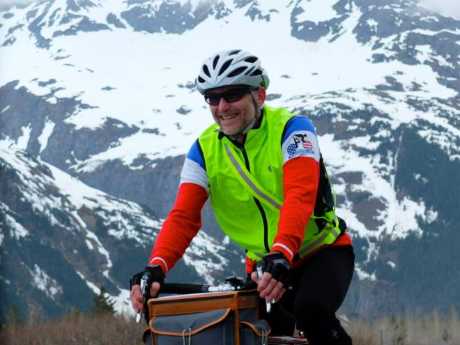 400K Brevet, Seward Highway (photo by Kevin Turinsky)
